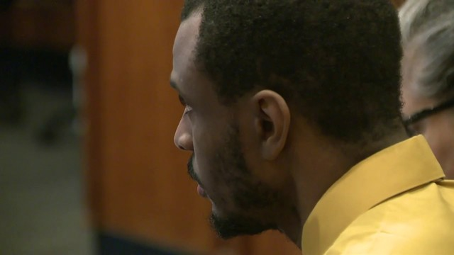 Byron Mitchell found guilty of attempted murder, false imprisonment