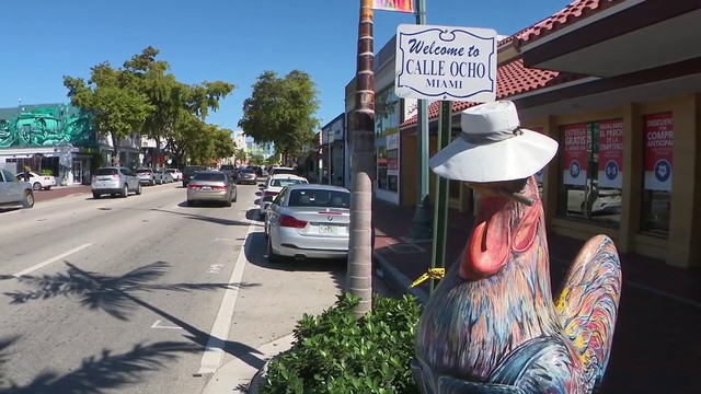 'Ambitious' plan unveiled for Miami's Little Havana neighborhood