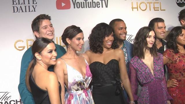 Stars of 'Grand Hotel' come out for Miami Beach premiere