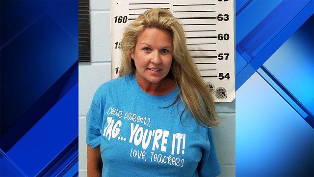 Florida schoolteacher accused of stabbing her husband