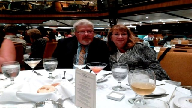 Man died aboard cruise despite family's pleas to airlift him