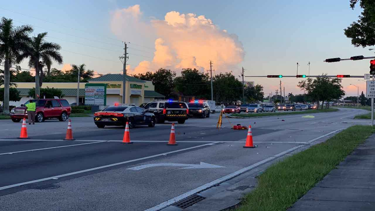Driver in custody after bicyclist killed in hit-and-run crash