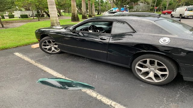 Multiple vehicles burglarized at Coconut Creek residential complex
