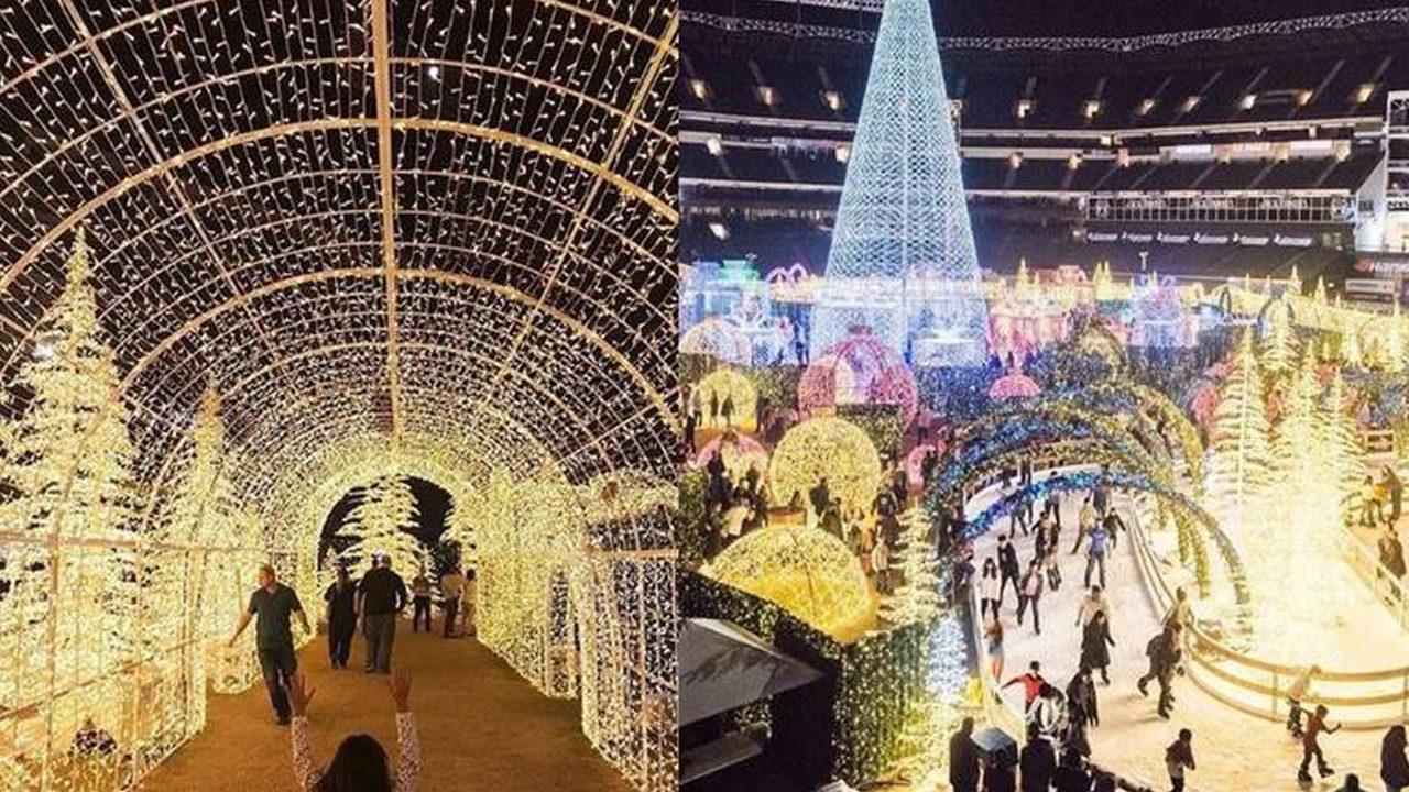 'World's largest Christmas light maze' coming to Florida