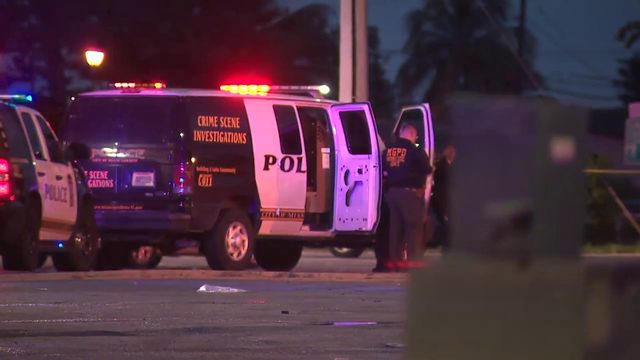 Man killed in Miami Gardens shooting