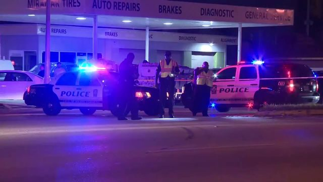 Police investigate apparent drive-by shooting in Miami Gardens