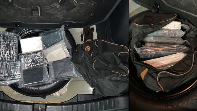 $2 million worth of drugs found inside unattended SUV in Pompano Beach