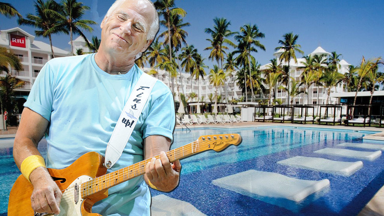 Jimmy Buffett fans fall sick while visiting Dominican Republic