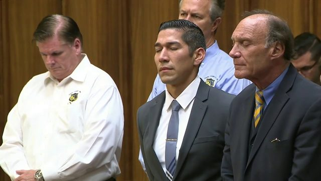 North Miami police Officer Jonathan Aledda receives verdict in retrial