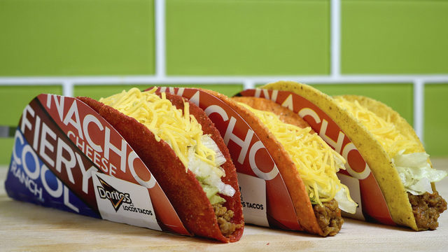 Free tacos for everyone at Taco Bell on Tuesday