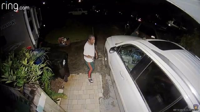 3 suspects arrested following series of vehicle burglaries in Fort Lauderdale