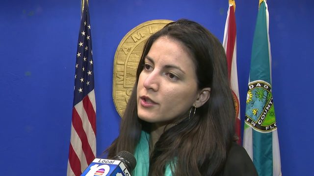 Miami-Dade County honors activist for work promoting democracy in Cuba