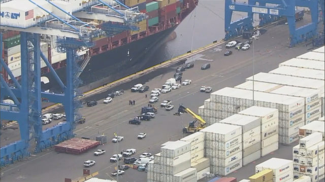 Feds seize more than 16 tons of cocaine at Philadelphia terminal