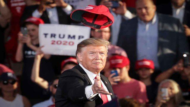 President Trump announces 2020 re-election campaign