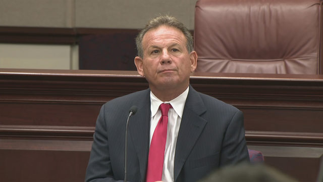 Florida Senate Rules Committee recommends removal of suspended Sheriff…