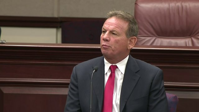 Scott Israel fights for job back before Florida Senate
