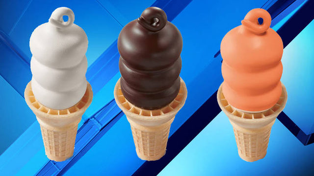 Dairy Queen celebrates first day of summer with free ice cream