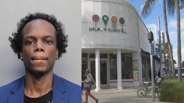 Man sentenced to 10 years for robbing Dylan's Candy Bar at gunpoint