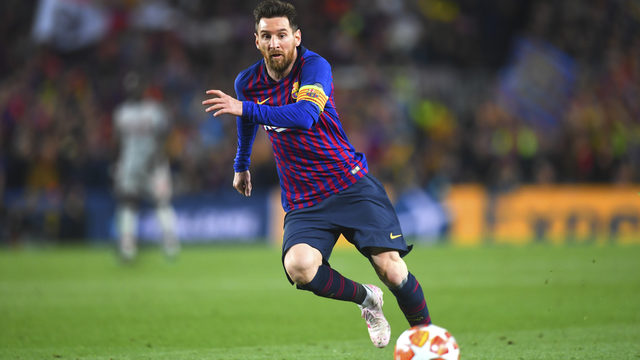 Messi ruled out for FC Barcelona match at Hard Rock Stadium