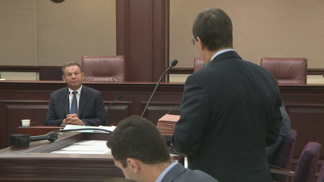 Israel continues testifying in Florida Senate hearing