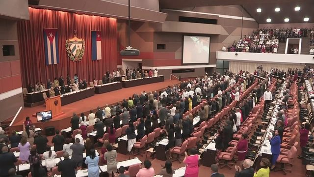 Cuba considers shrinking National Assembly