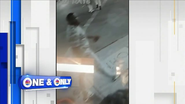 Surveillance video captures woman being sucker punched in Wynwood