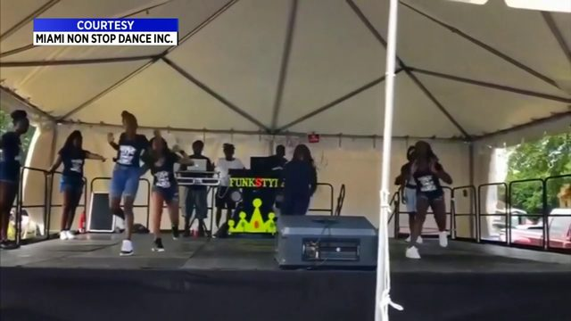 Dance group targeted in shooting at Miami Gardens park, police say