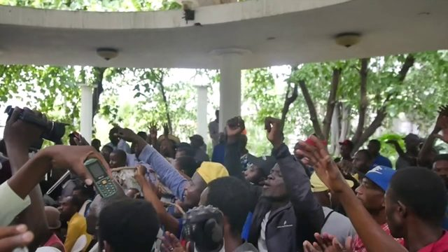 Efforts unsuccessful to bring together embattled Haitian president, opposition