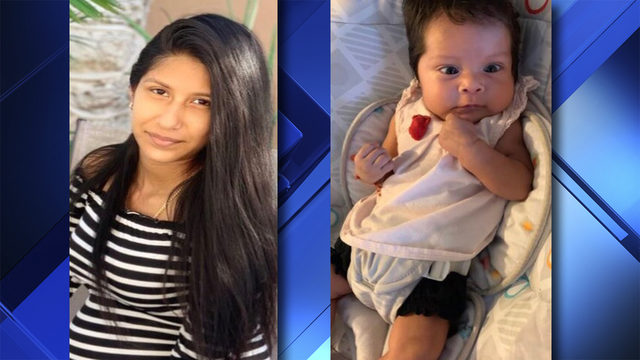 Police search for missing Miami teen, 2-month-old baby