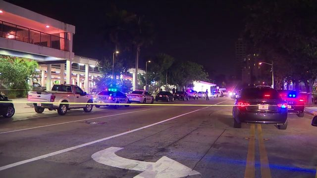 Man recalls moment brother shot in Fort Lauderdale police-involved shooting