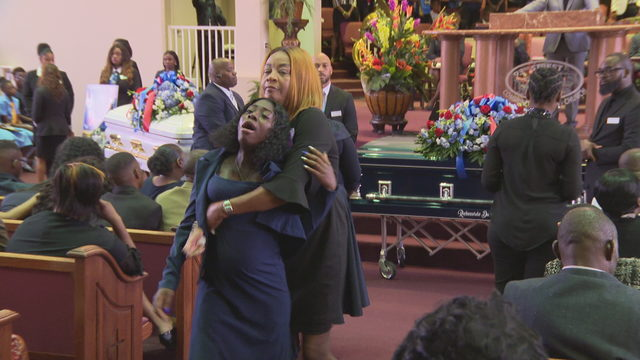 Joint funerals held for teen soccer players killed in North Miami crash