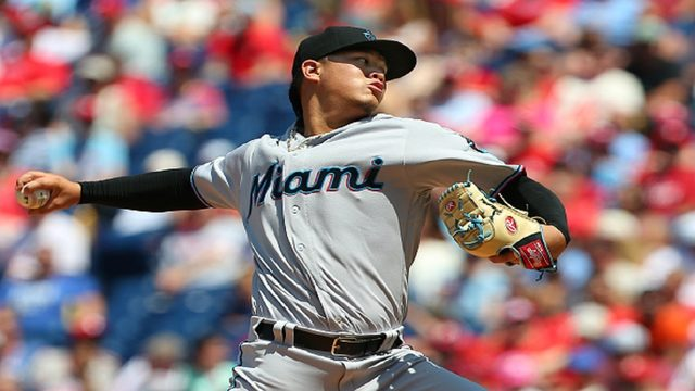 Yamamoto wins again, Marlins hand Phillies 7th straight loss