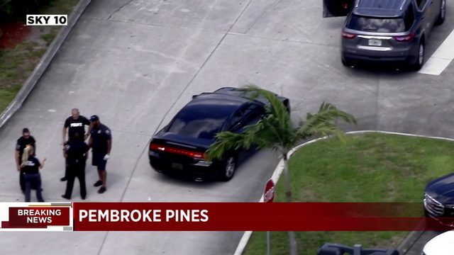 1 in custody after police chase in Pembroke Pines