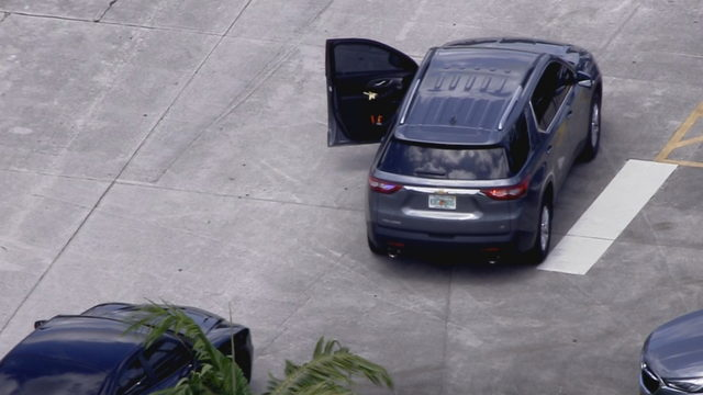 Driver taken into custody after police chase in Pembroke Pines