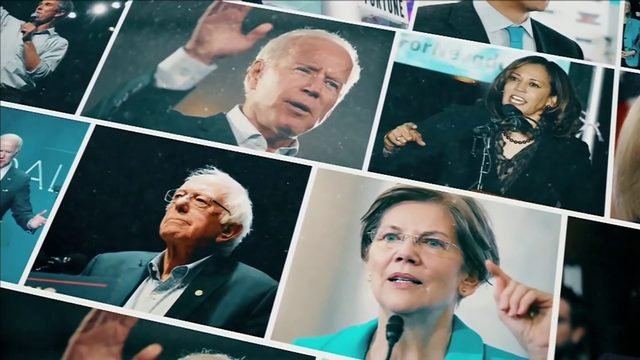 Democratic candidates flock to area in advance of debates