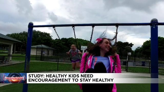 Are parents doing enough to encourage children to have healthy lifestyles?