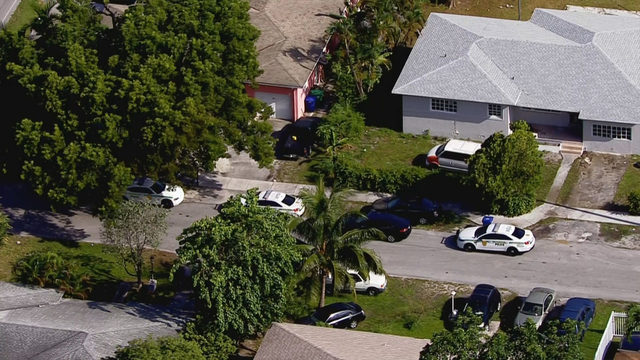 Missing 3-year-old child found after Miami-Dade police search