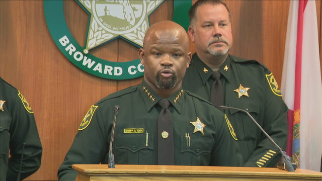 Sheriff to announce outcome of IA investigation into Parkland shooting