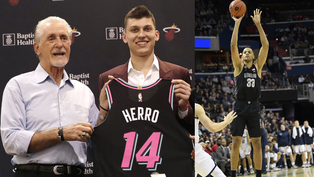 Heat summer league roster includes Herro, Trey Mourning
