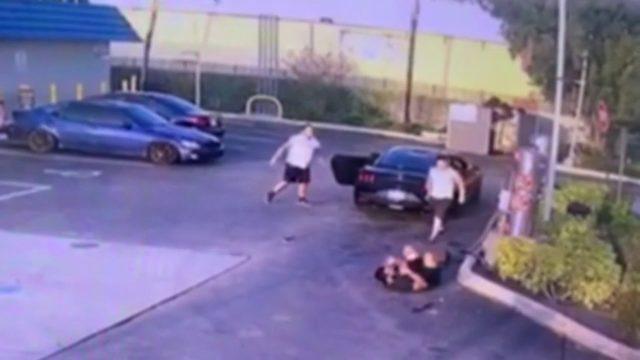 Attack involving bat, tire iron caught on camera in Hialeah