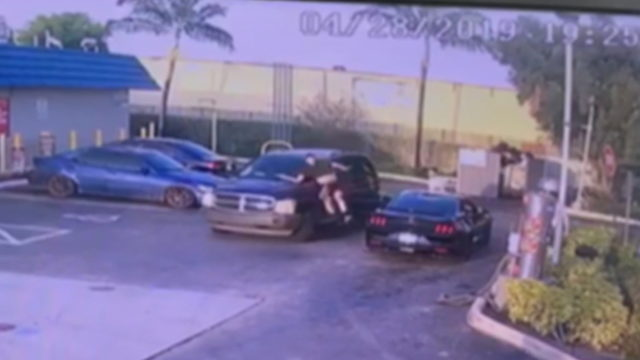 Twin brothers accused of attacking victim's SUV with bat, tire iron in Hialeah
