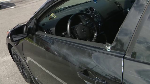 More than 2 dozen vehicles burglarized at northeast Miami-Dade apartment complex