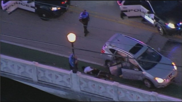 4 carjacking suspects apprehended in Miami Beach