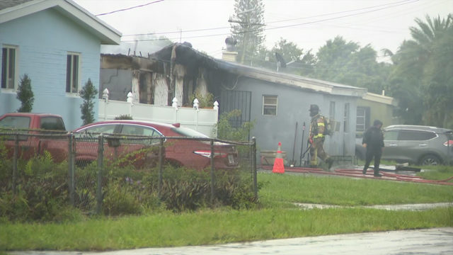 Investigators attempting to figure out what sparked Miami Gardens fire