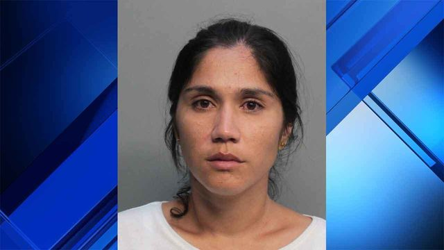 Miami woman arrested after finding estranged husband in bed with another woman