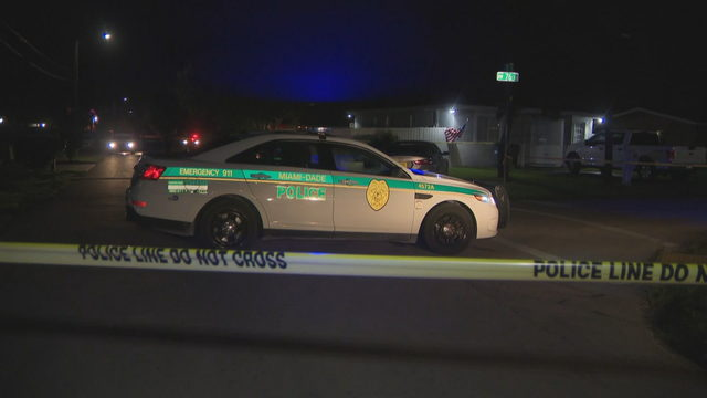 1 killed, 1 wounded in Gladeview shooting