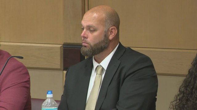 Trial begins for BSO deputy accused of battery, falsifying records