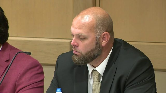 BSO deputy accused of beating man testifies in his trial