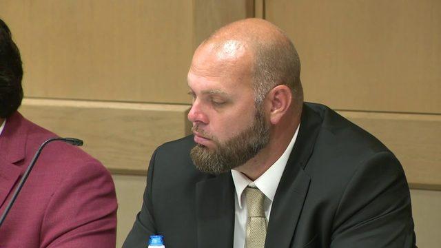 BSO deputy accused of beating man testifies in his trial