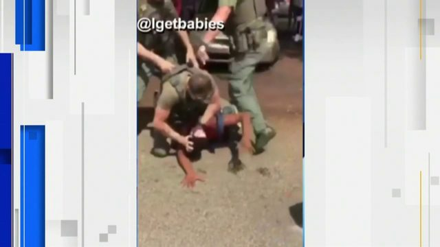 3 deputies criminally charged in connection with rough arrest of teen